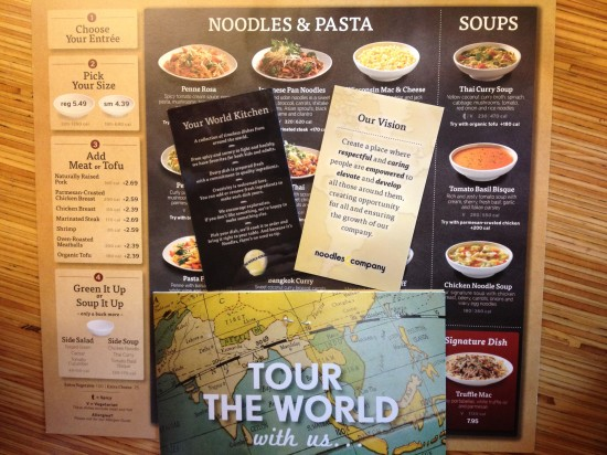 Noodles & Company Giveaway!