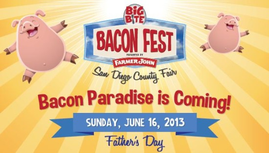Bacon Fest GIVEAWAY starts now!
