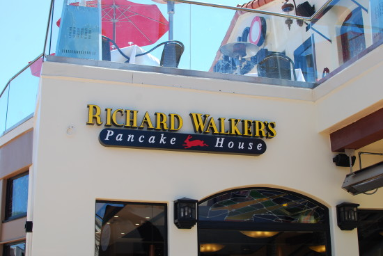 Richard Walker's Pancake House (La Jolla)