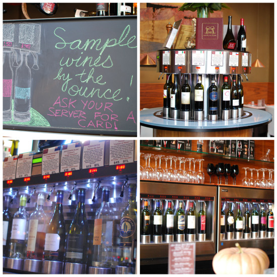 Toast Enoteca Collage 2