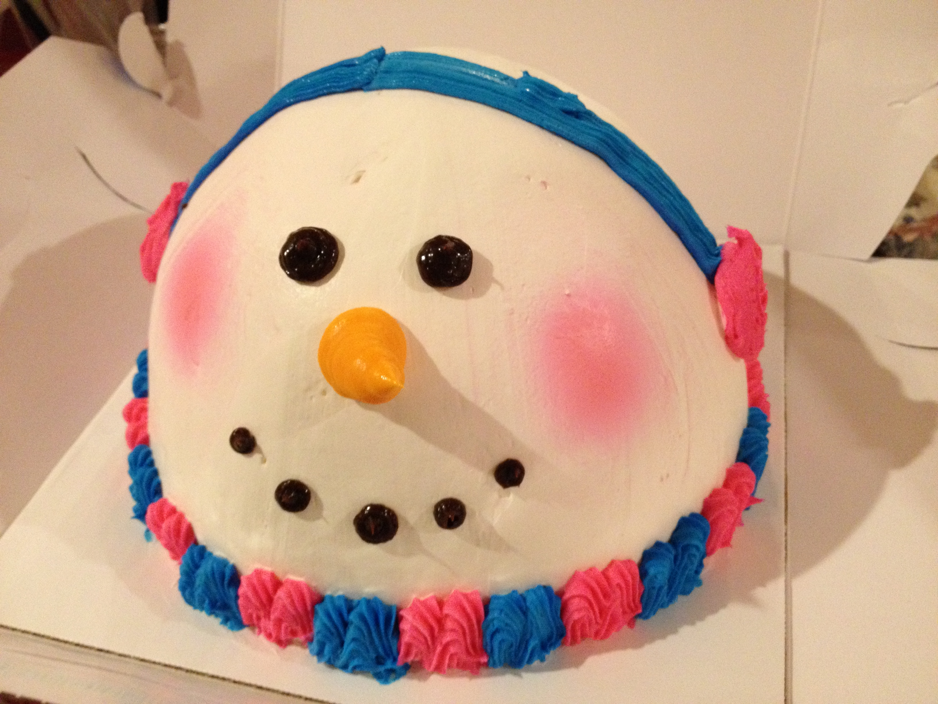 Baskin Robbins Holiday Cakes