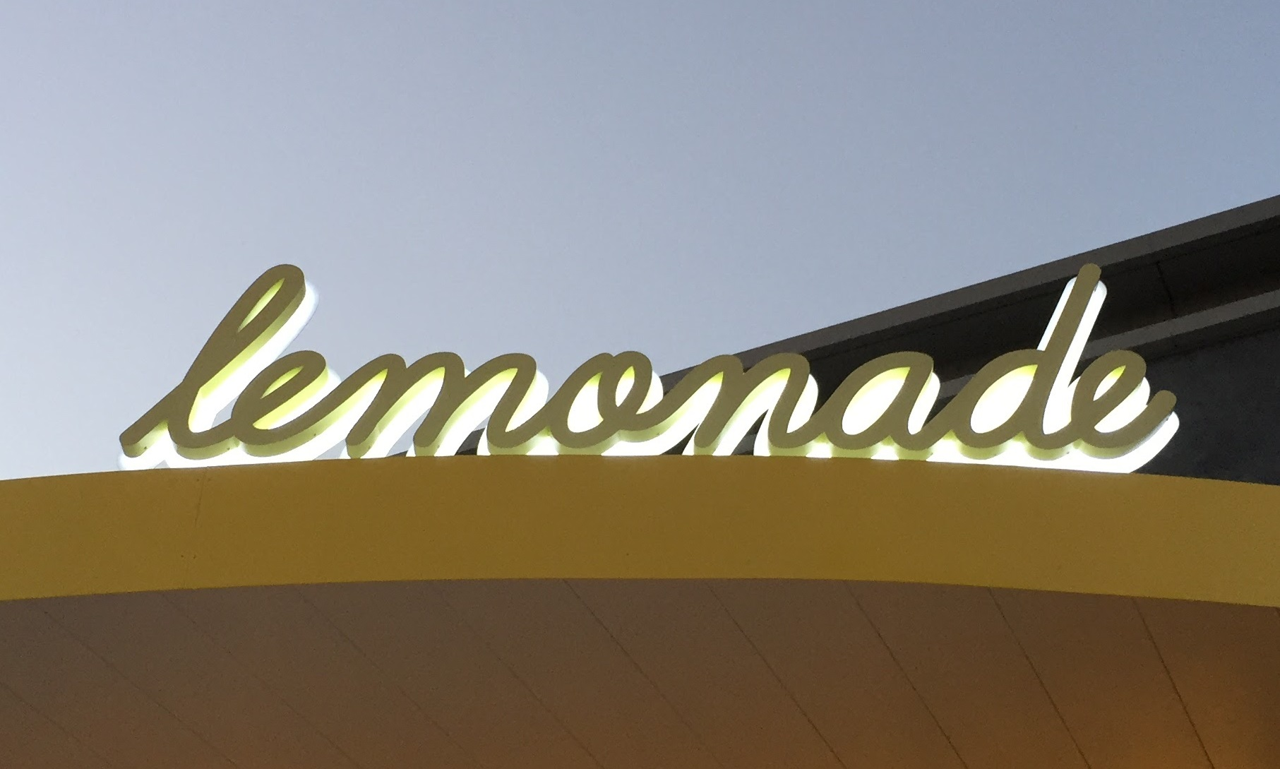 Lemonade – UTC Mall, San Diego