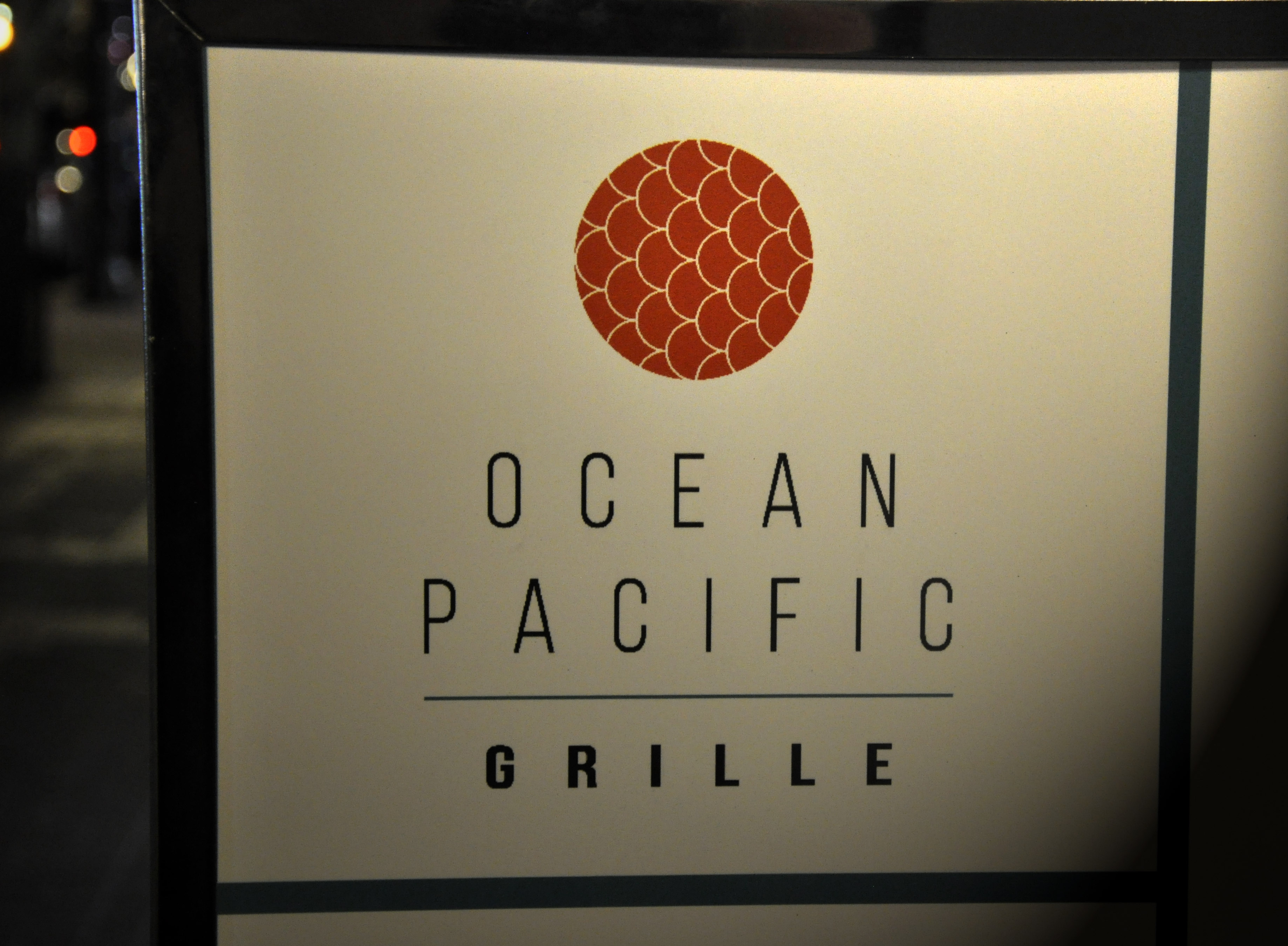 Ocean Pacific Grille – Downtown San Diego, Gaslamp