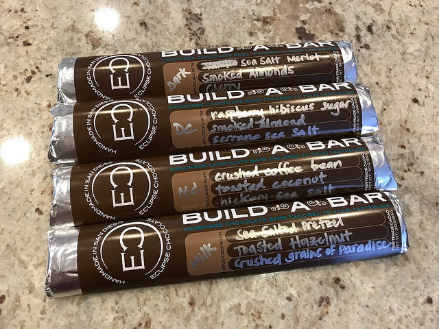 Eclipse Chocolate – Build a Bar Chocolate Workshop