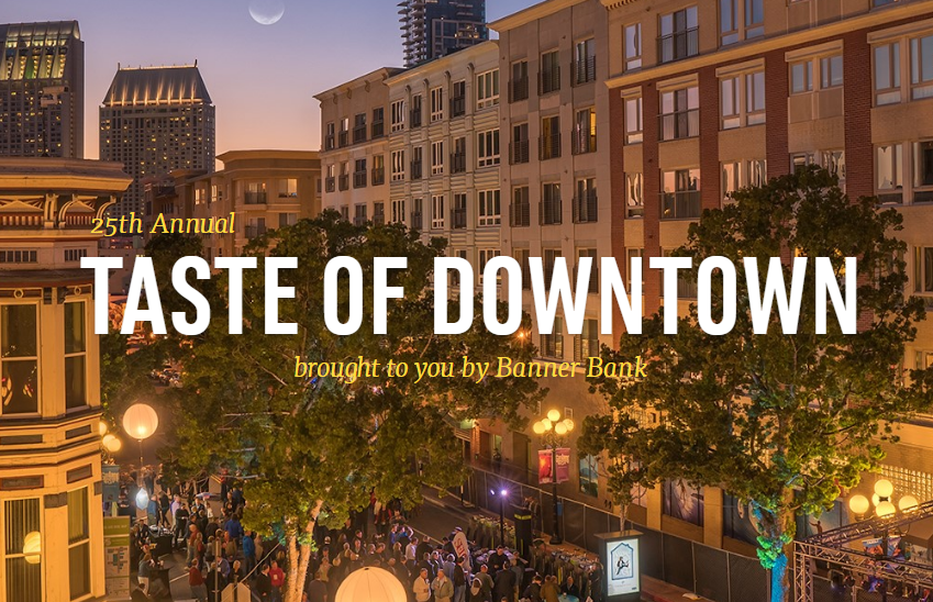 Taste of Downtown San Diego 2017 – Giveaway!